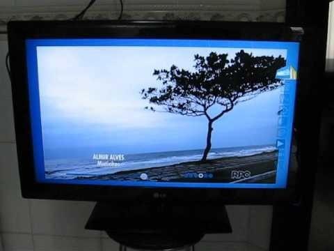 Tv Lg Led 32 Pol. Full Hd Hdmi E Usb Mod. 32ld650