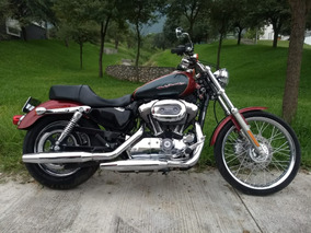 Harley Davidson Sportster Coustom 1200 2007
