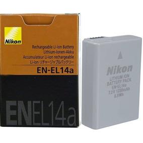 Bateria Recarregavel Em-el14a Nikon Original