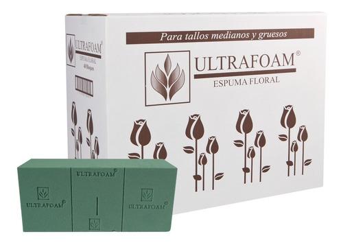 Imagen 1 de 3 de Espuma Floral Ultrafoam - Caja Por - Unidad a $1329