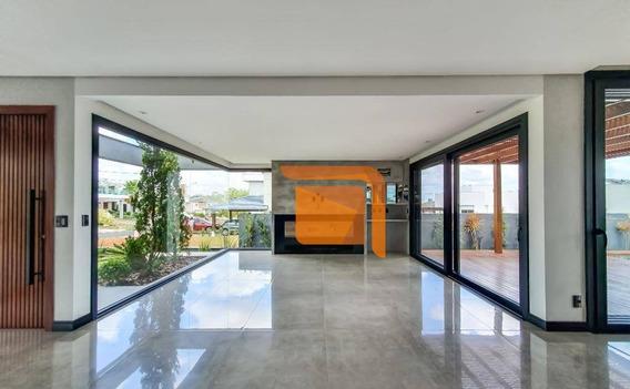 Casa Com 3 Dormitórios À Venda, 260 M² - Alphaville - Gravataí/rs - Ca1671