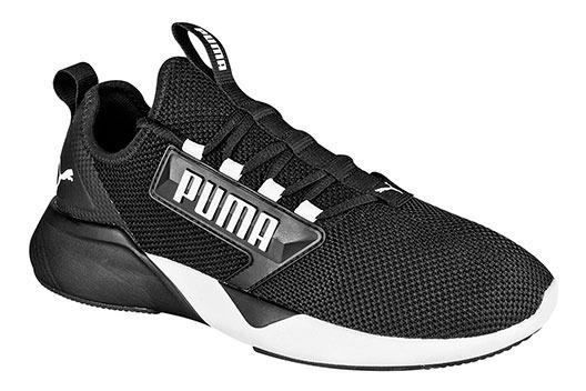 Tenis Puma Retaliate Negro Tallas Del #25 Al #29 Hombre Ppk