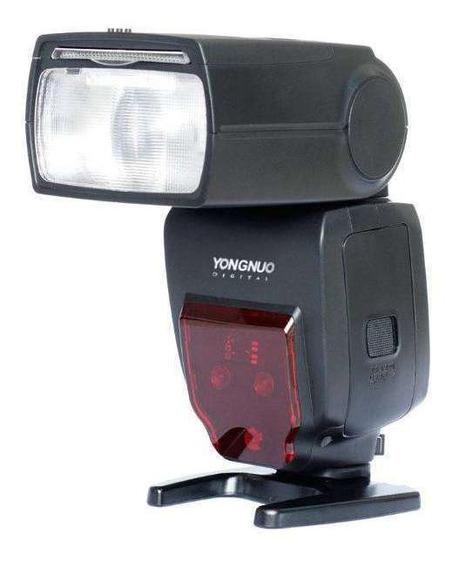 Flash Speedlite Yongnuo Yn-685 Para Câmeras Dslr Nikon