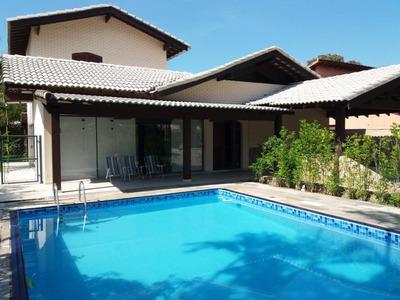 Casa Para Locação - Condomínio Granville - Praia Da Enseada - Guarujá. - Ca0902