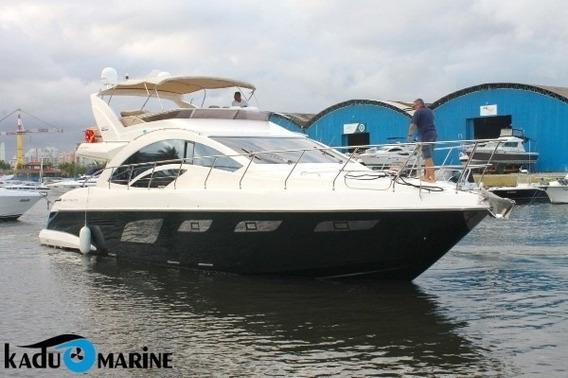 Lancha Intermarine 60 2 X Volvo D13 900 Hp 2012 Completo !!!