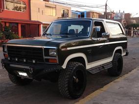 Ford Bronco Xlt 4x4 Turbo Diesel Intercooler