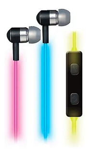 Auriculares In Ear Luminosos Noga Glow Gl178 Manos Libres