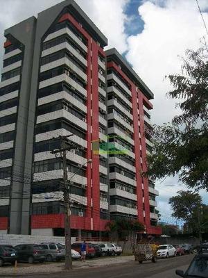 Sala Comercial Para Venda E Locação, Imbiribeira, Recife. - Sa0070