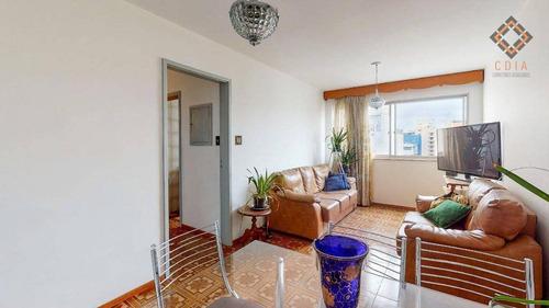Imagem 1 de 27 de Apartamento Com 2 Dormitórios À Venda, 60 M² Por R$ 639.000,00 - Vila Mariana - São Paulo/sp - Ap48012
