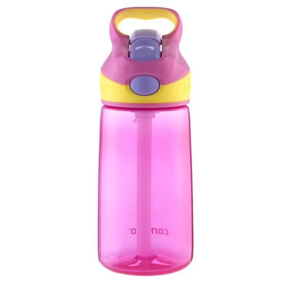 Botella Escolar Para Niños 14 Oz Autospout Rosa Contigo