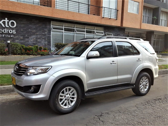 Toyota Fortuner Automatica