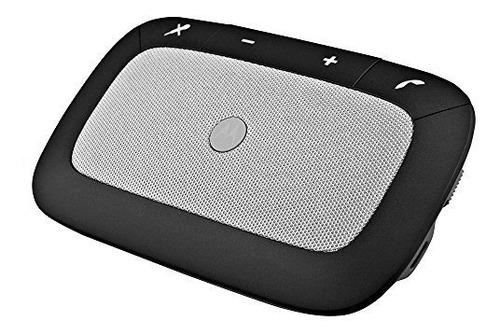 Imagen 1 de 4 de Motorola Tx550 Sonic Rider Bluetooth Car Kit Altavoz - Embal