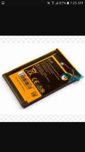 Imagen 1 de 1 de Bateria Motorola Moto E Original Nueva Garantizada
