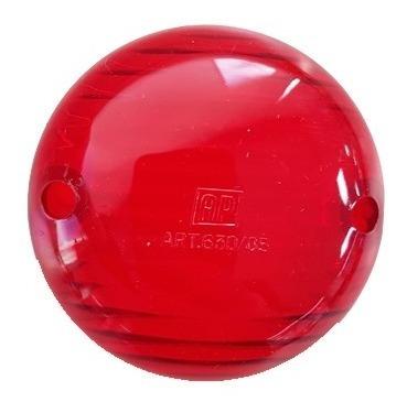 Lentes Delimitador Abeja P/embutir Rojo Ap-630/05