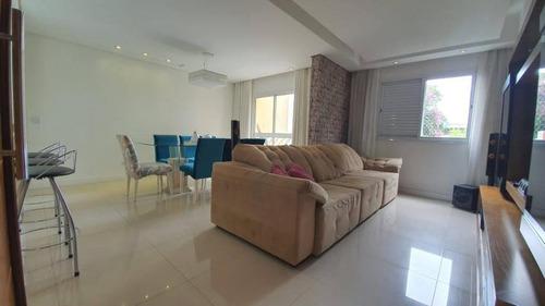 Apartamento Com 2 Dormitórios À Venda, 86 M² - Baeta Neves - São Bernardo Do Campo/sp - Ap65399