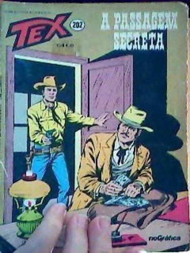 Revista Tex Nº202 Passagem Secreta Vários