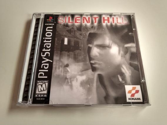 Silent Hill - Psone Patch Legendado Em Português