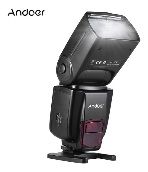 Andoer Ad560 Iv 2.4g Wireless Preto