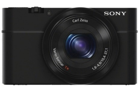 Câmera Digital Sony Cyber-shot Dsc-rx100 20.2mp- Preto