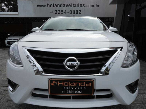 Nissan Versa 16 Sl