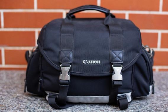 Bolsa Canon 200dg Deluxe Cabem 2 Câmeras 5d 70d 77d 80d T6i