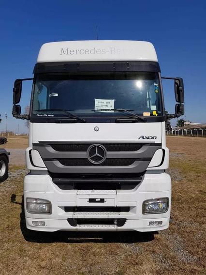 Mercedes Benz Axor 2036/36 Techo Elevado 0km Besten