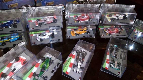Autos En Escala. F1