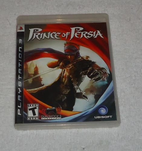 Prince Of Persia Ps3 ** Leia