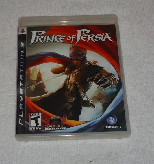 Prince Of Persia Ps3 ** Leia Frete Gratis