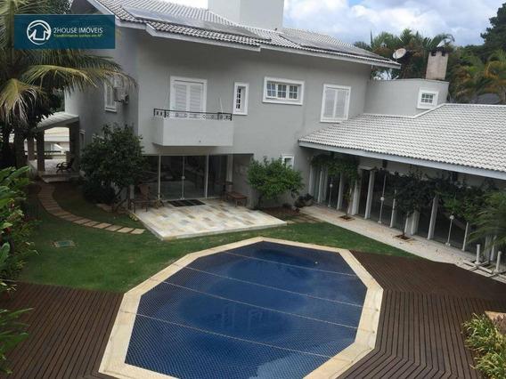 Casa Com 3 Dormitórios À Venda, 650 M² Por R$ 2.850.000,00 - Jardim Novo Mundo - Jundiaí/sp - Ca2777