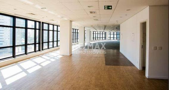 Sala Para Alugar, 159 M² - Cambuí - Campinas/sp - Sa0624