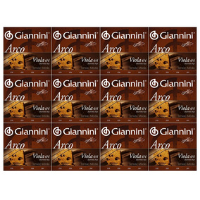 12 Encordoamento Giannini Para Viola De Arco 4/4 Geavoa