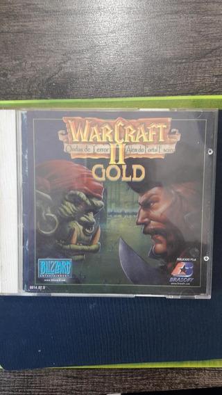 Warcraft Ii Gold Ondas De Terror E Além Do Portal Escuro
