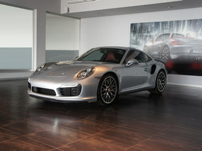 Porsche 911 2014 2p Turbo S Coupe H6 3.8 Awd Pdk