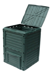Compostera 290 Litros 60 X 60 X 80 Cm