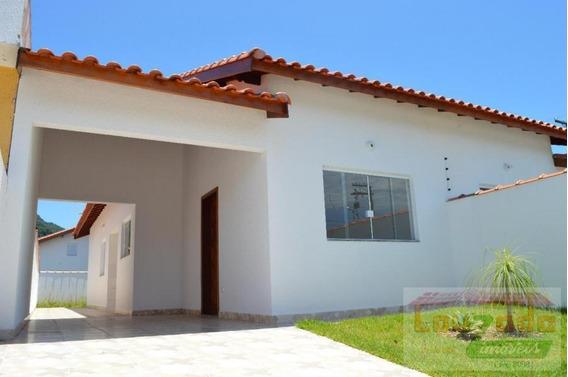 Casa Para Venda Em Peruíbe, Jardim Veneza, 2 Dormitórios, 1 Suíte, 1 Banheiro, 2 Vagas - 2270