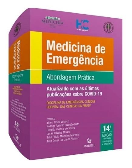 Medicina De Emergência - 14ª Edição Abordagem Prática