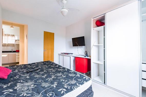 Apartamento Para Aluguel - Guanabara, 1 Quarto, 60 - 893023839
