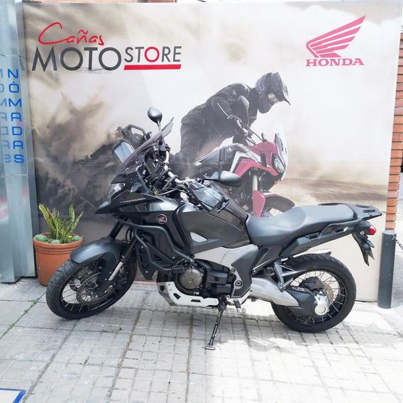 Honda Crosstourer Vfr 1200xd Dct Negra 2015