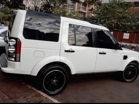 Land Rover Discovery 4 Modelo Black & White
