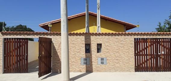 Casa Nova Com Dois Dormitórios Por Apenas R$ 155 Mil!
