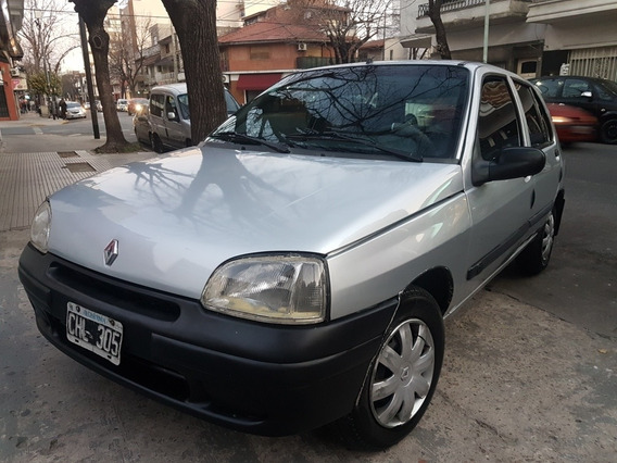 Renault Clio 1.6 Rld Diesel1998 5 Puertas Full Muy Bueno!!