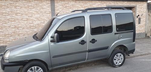 Fiat Doblo 2008 1.8 Hlx Flex 5p