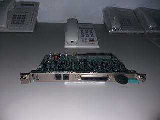 Tarjeta Slc16 Kx-tda0174 16 Ext. Unilinea Para Tda100/200