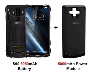 Doogee S90 + Module Power 5000mah / 6 Ram / 128 Rom