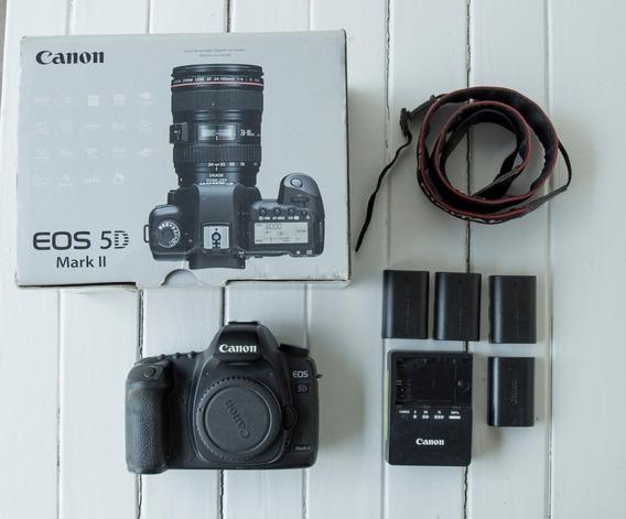 Canon 5d Mark Ii / Solo 31.710 Disparos!