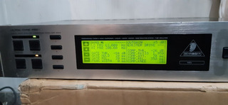Procesador Dinámico Behringer Ultra-dyne Pro Dsp9024