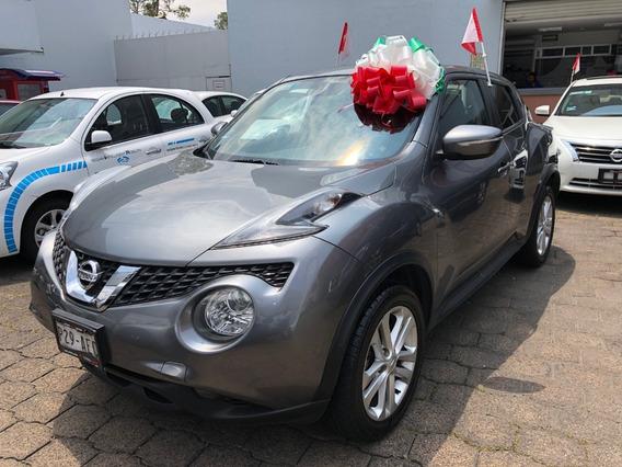 Nissan Juke Advance 2015 Cvt