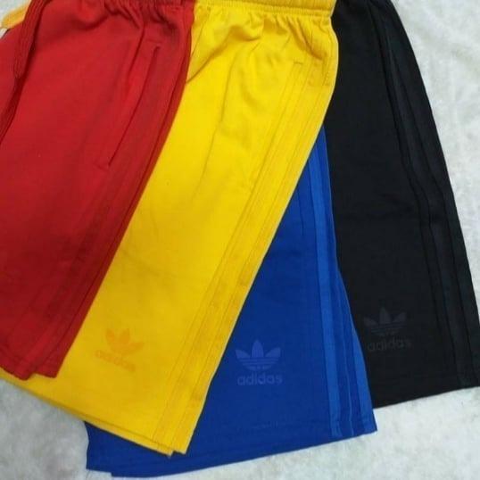 Short Full Color Bermuda Pantalón Corto