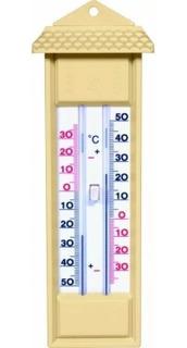 Termômetro De Máxima E Mínima, Tipo Capela Modelo: Digilab